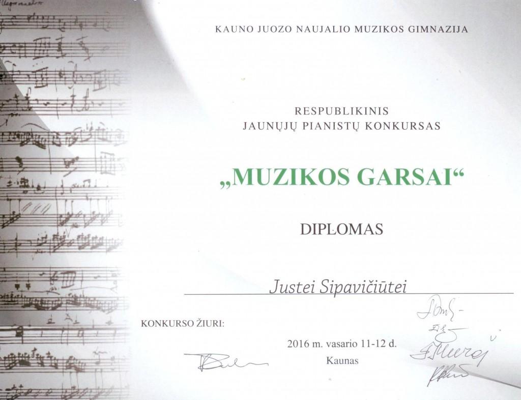 J.Sipaviciute (diplomas)