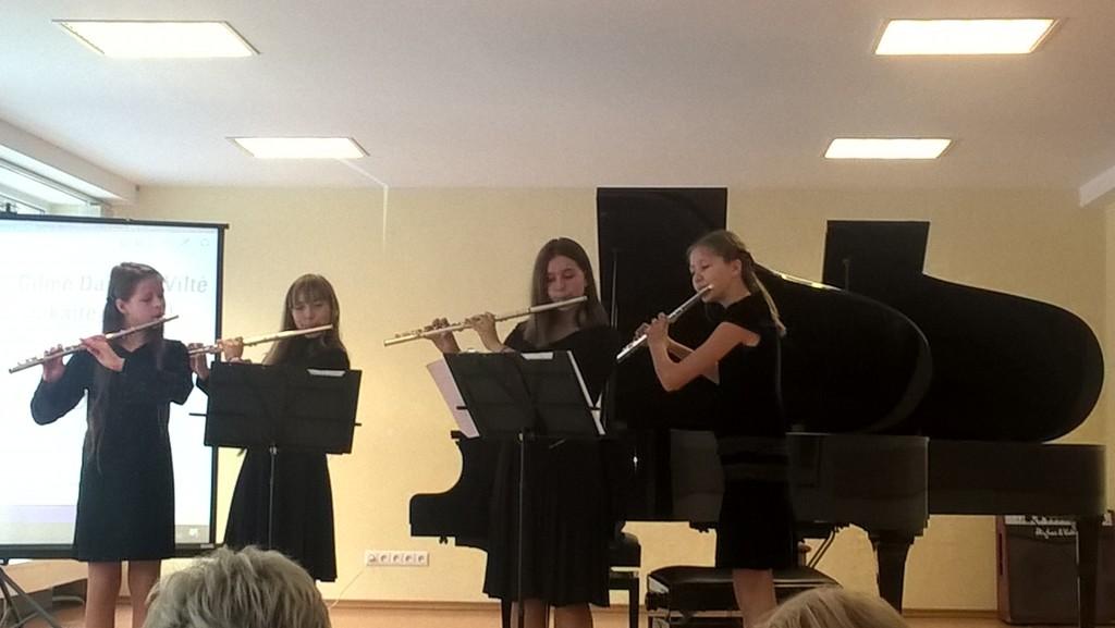 Konkurso ,,Tautinia akcentai muzikoje laureates''