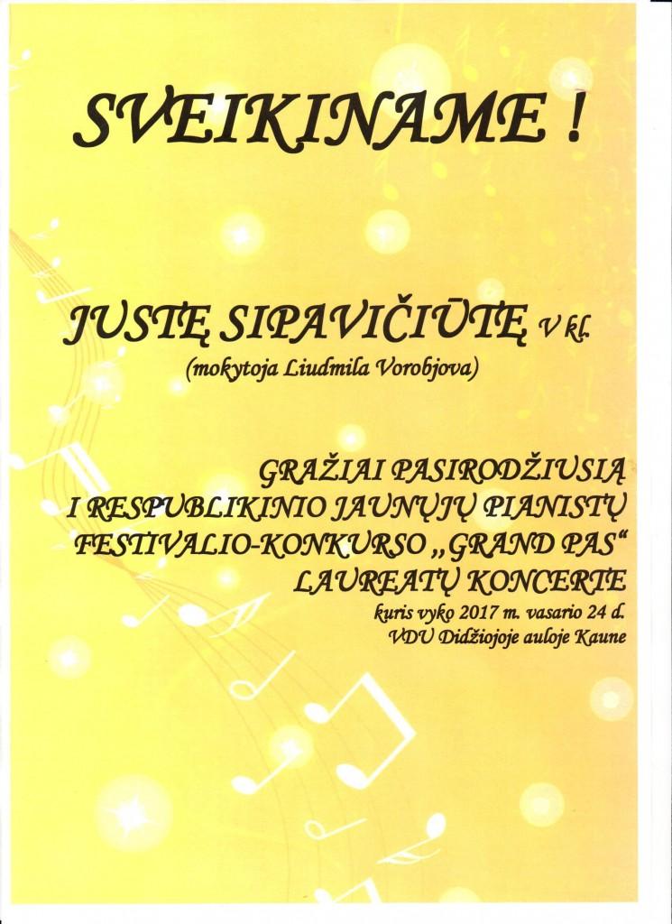 Grand Pas koncertas
