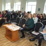 seminaro-praktikumo klausytojai